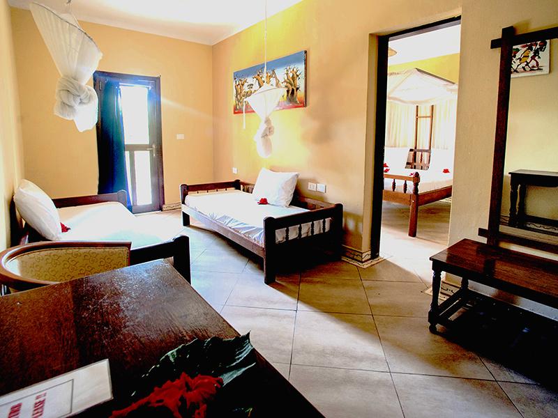 Hotel Palumbo Rooms