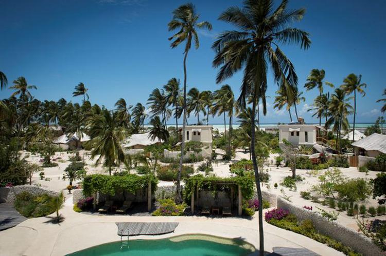 5 white sands luxury zanzibar for Hotel luxury zanzibar