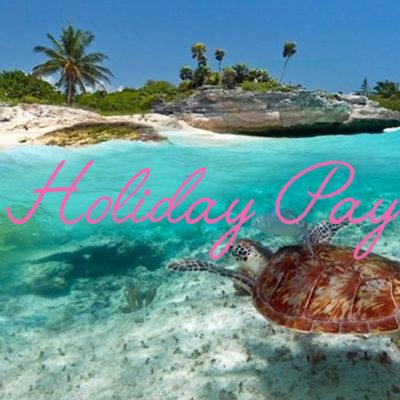 holidaypay