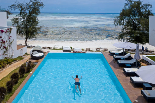 Nungwi-Dreams-pool-side-swim-relax-zanzibar